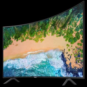 TV Samsung UE-65NU7302, 4K UHD, Curbat, HDR, 165 cm