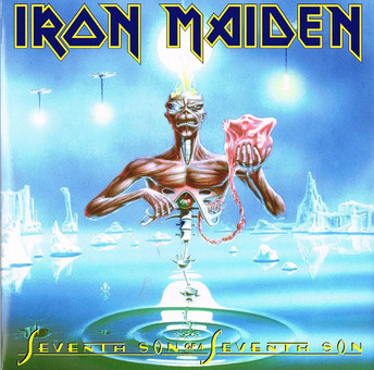 VINIL Universal Records Iron Maiden - Seventh Son Of The Seventh Son