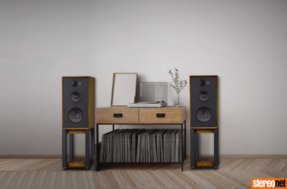 Boxe Wharfedale Linton with stand