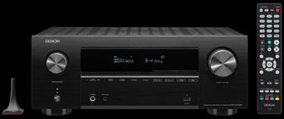 Receiver Denon AVR-X2700H Black