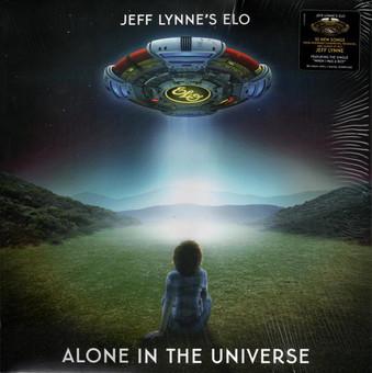 VINIL Universal Records Jeff Lynne's ELO - Alone In The Universe