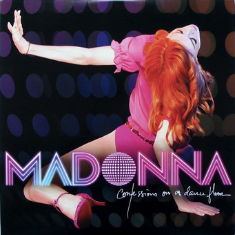 VINIL Universal Records Madonna - Confessions On A Dance Floor
