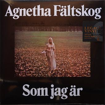 VINIL Universal Records Agnetha Faltskog - Som Jag Ar