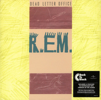 VINIL Universal Records REM - Dead Letter Office