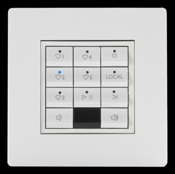 Systemline SN3200 KPS11W Keyapd