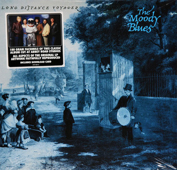 VINIL Universal Records The Moody Blues - Long Distance Voyager
