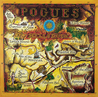 VINIL Universal Records Pogues - Hells Hitch