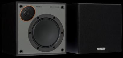 Boxe Monitor Audio Monitor 50 Black Cone