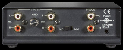 NAD PP-2E Phono Preamplifier