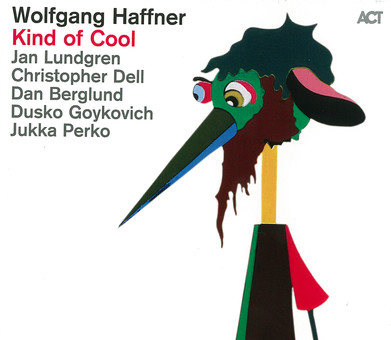 VINIL ACT Wolfgang Haffner: Kind Of Cool