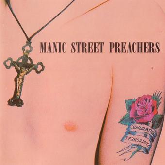 VINIL Universal Records Manic Street Preachers - Generation Terrorists