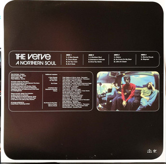 VINIL Universal Records The Verve - A Northern Soul