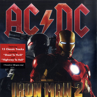 VINIL Universal Records AC/DC - Iron Man 2
