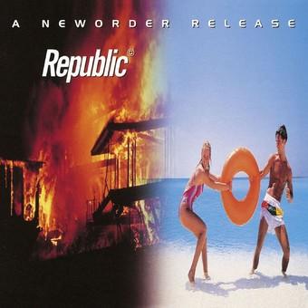 VINIL Universal Records New Order - Republic