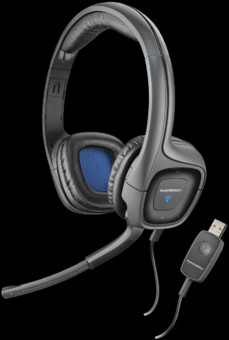 Casti PC/Gaming Plantronics Audio 655 DSP