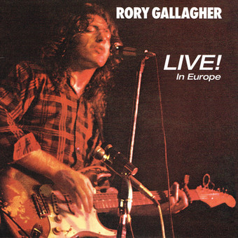 VINIL Universal Records Rory Gallagher - Live! In Europe