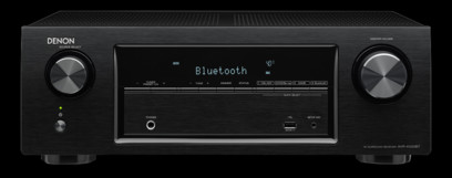 Receiver Denon AVR-X520BT Black