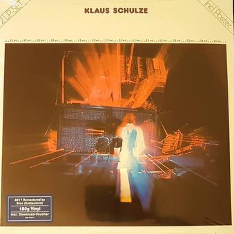 VINIL Universal Records Klaus Schulze - ..Live..