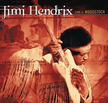 VINIL Universal Records Jimi Hendrix - Live at Woodstock