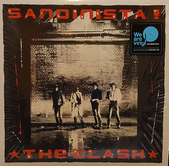 VINIL Universal Records The Clash - Sandinista