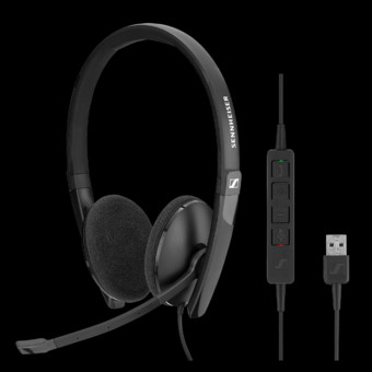 Casti Sennheiser SC 160 USB