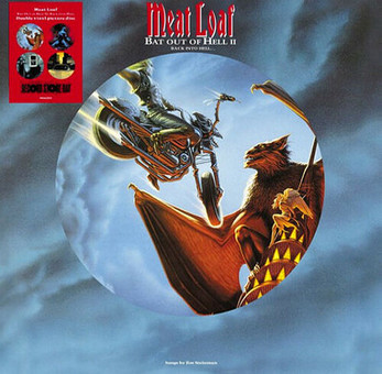 VINIL Universal Records Meat Loaf ‎- Bat Out Of Hell II: Back Into Hell ( Picture Disc )