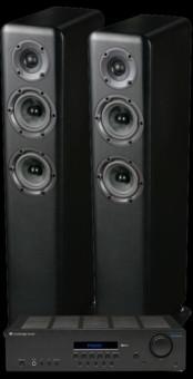 Pachet PROMO Wharfedale D330 + Cambridge Audio Topaz SR20