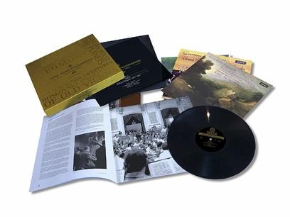 VINIL Universal Records Wiener Philharmoniker - The Orchestral Edition 6LP Box