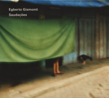 CD ECM Records Egberto Gismonti: Saudacoes