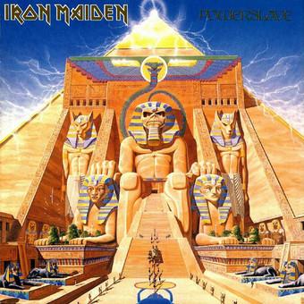 VINIL Universal Records Iron Maiden - Powerslave