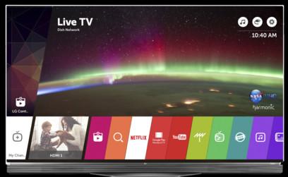 TV LG 65E6V