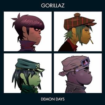 VINIL Universal Records Gorillaz - Demon Days