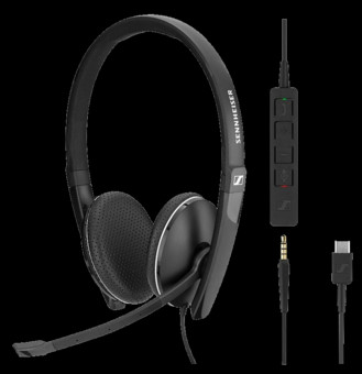 Casti EPOS | SENNHEISER ADAPT 165 USB-C II