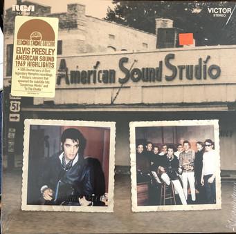 VINIL Universal Records Elvis Presley – American Sound 1969 Highlights