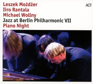 VINIL ACT Mozdzer, Rantala, Wollny: Jazz At Berlin Philharmonic VII