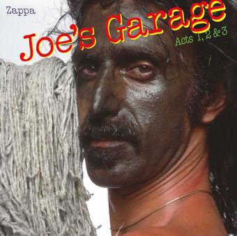VINIL Universal Records Frank Zappa - Joe s Garage Act 1, 2, 3