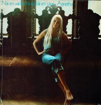 VINIL Universal Records Agnetha - När En Vacker Tanke Blir En Sång