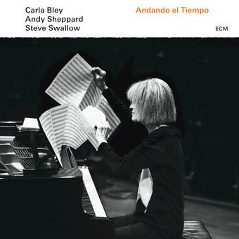 CD ECM Records Carla Bley, Andy Sheppard, Steve Swallow: Andando El Tiempo