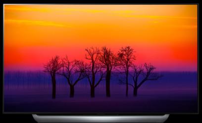 TV LG OLED 77C8, 4K, HDR, Dolby Vision, 195cm