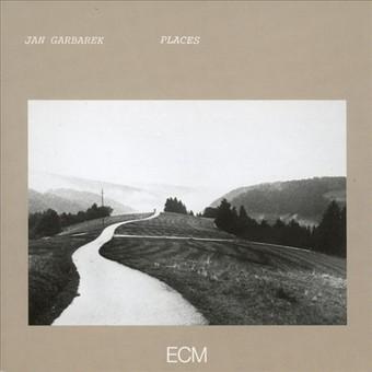 VINIL ECM Records Jan Garbarek: Places