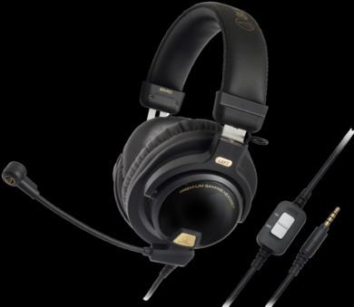 Casti PC/Gaming Audio-Technica ATH-PG1