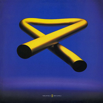 VINIL Universal Records Mike Oldfield - Tubular Bells II