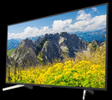 TV Sony KD-65XF7596