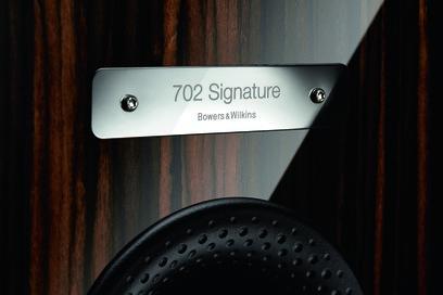 Boxe Bowers & Wilkins 702 Signature Datuk Gloss