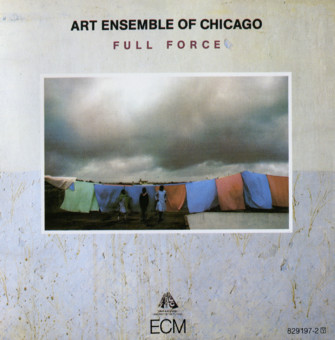 CD ECM Records Art Ensemble Of Chicago: Full Force