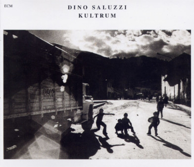 CD ECM Records Dino Saluzzi: Kultrum