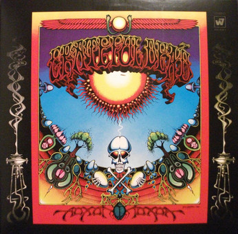 VINIL Universal Records Grateful Dead - Aoxomoxoa