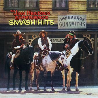 VINIL Universal Records The Jimi Hendrix Experience - Smash Hits