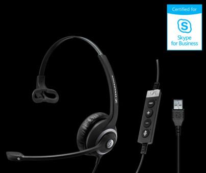 Casti Sennheiser SC 230 USB MS II