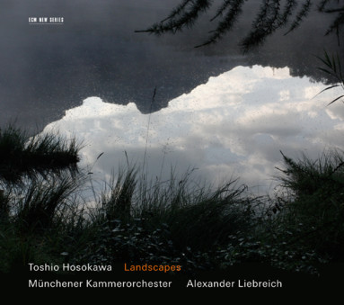 CD ECM Records MKO/A.Liebreich - Hosokawa: Landscapes